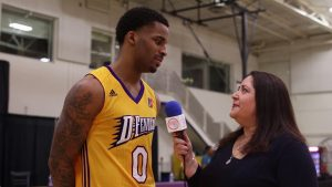 LSL Exclusive: D-Fenders Head Coach Coby Karl excited about his team this season