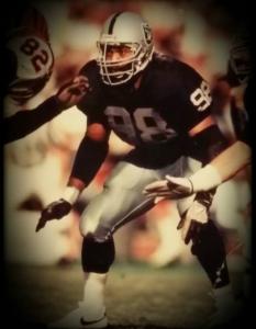 Ricky Hunley Oakland Raiders