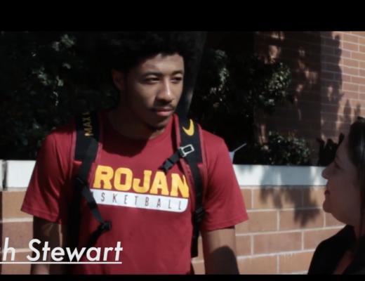 Elijah Stewart USC Drew League