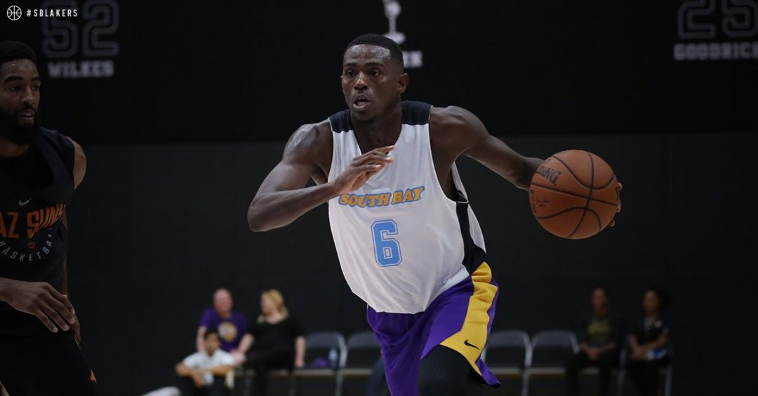 Franklin Session shines in G League debut with South Bay Lakers  5a1c34ec4