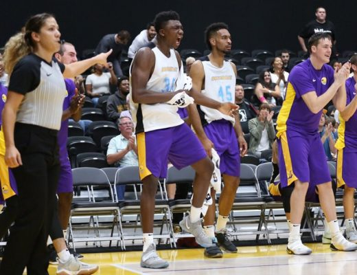 The South Bay Lakers host the Northern Arizona Suns in exhibition game 33a23a669