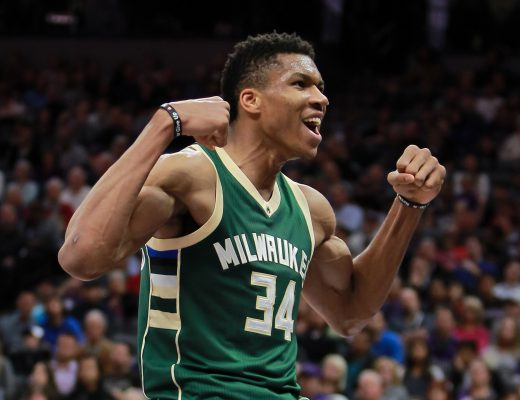Giannis Antetokounmpo looks to be on a mission to start the season f0d1b29b8
