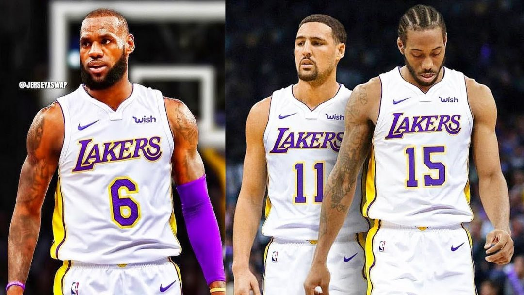 newest 6c9c9 7d26e InTheFrontRow Ep.19- NBA, Lebron, Lakers, NFL, Rams, 49ers ...